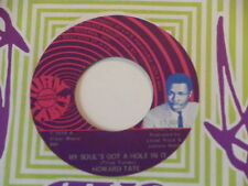 HOWARD TATE ~ MY SOUL'S GOT A HOLE IN IT ~ SOUL 45 (UNPLAYED STORE STOCK)