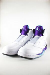 sports shoes e909a 74dde Details about Deadstock Air Jordan 5 Fresh Prince Of Bel Air Size 11