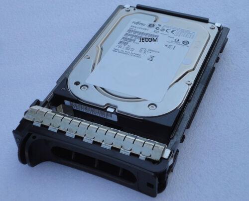 "Fujitsu 300GB SAS 3.5"" 15K Hard Drive MBA3300RC for DELL PowerEdge 2950, 2900"