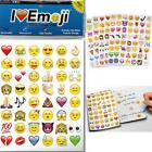 48 Die Cut Emoji Smile Face Sticker Pack IPhone Android Laptop Decor Stickers I