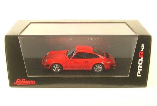 Porsche 911 Coupe (indischred) 1975