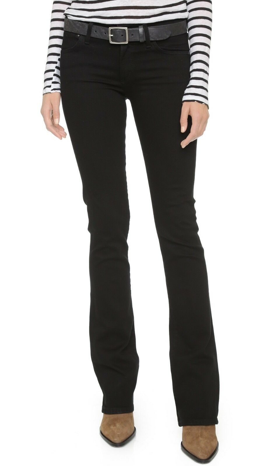 NWT CITIZENS of HUMANITY EMANNUELLE TUXEDO MID-RISE SLIM BOOTCUT JEANS 27