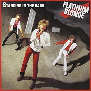 Platinum-Blonde-Standing-in-the-Dark-Remastered-New-CD-Canada-Import