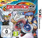 Beyblade: Evolution (Nintendo 3DS, 2013, Keep Case)