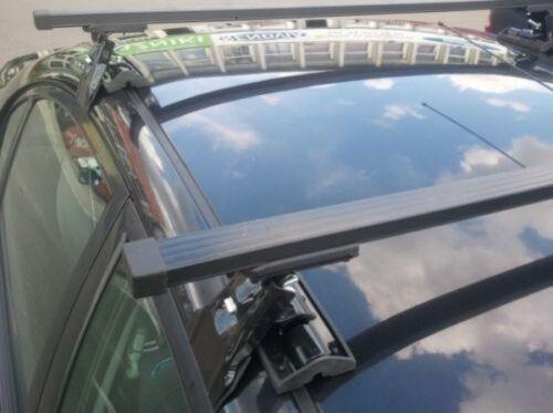 93-07 Dachträger D-1 130cm Paar Mitsubishi Lancer Limousine
