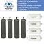 4-Black-Berkey-and-4-PF-2-Fluoride-Filters-Big-Travel-Royal-Crown-Imperial-BB9 thumbnail 1