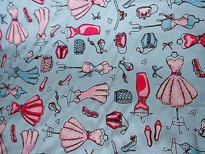 Coser Dressmaker Algodón Carretes 100% Tela De Algodón 54ins Ancho agregar nuevos colores