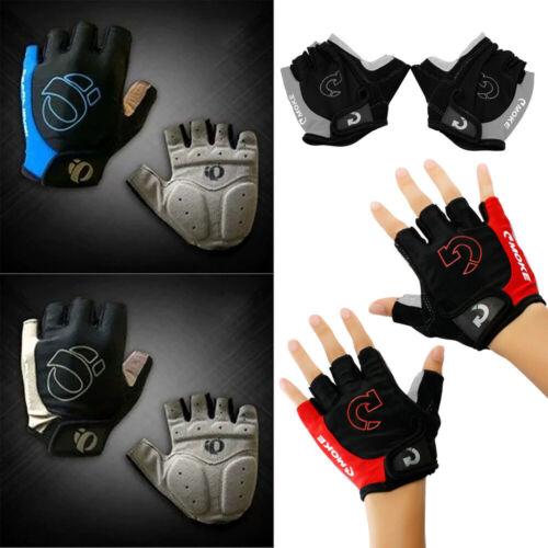 Sports Racing Cycling Motorcycle MTB Bike Bicycle Gel Half Finger Gloves M//L//XL