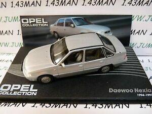 OPE115R-voiture-1-43-IXO-eagle-moss-OPEL-collection-DAEWOO-NEXIA-1994-1997