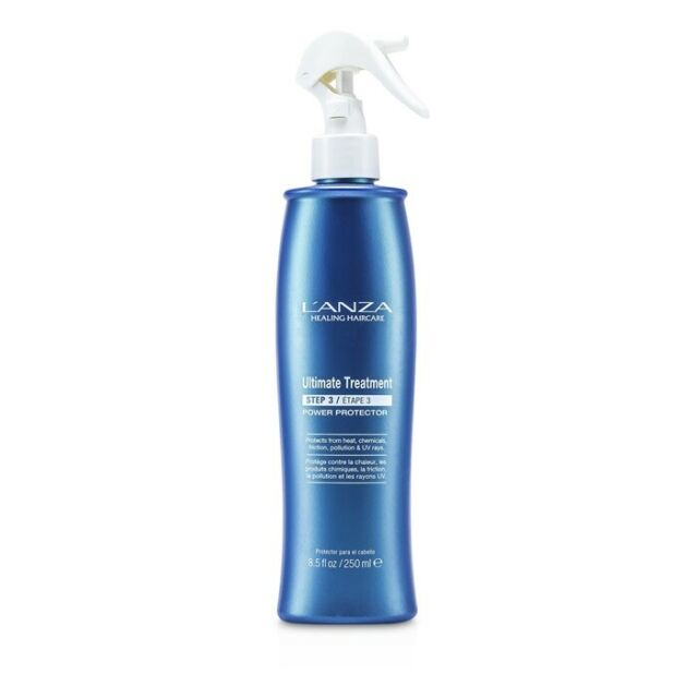 NEW Lanza Ultimate Treatment Step 3 Power Protector 250ml Mens Hair Care