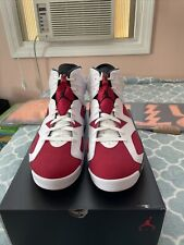 Size 13 - Jordan 6 Retro OG Carmine
