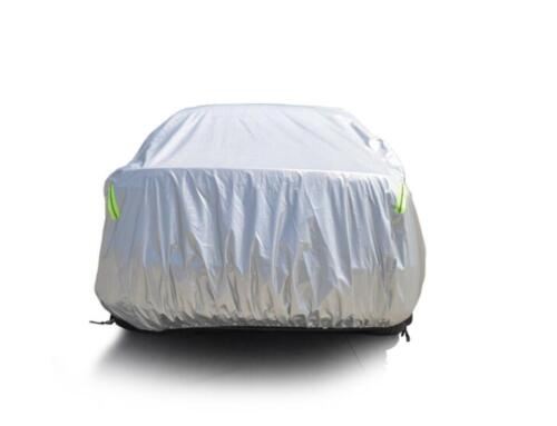 Car Cover Fitted Outdoor Water Proof Rain Snow Sun Dust For Toyota RAV4 2016-19