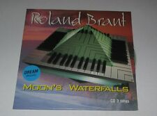 Roland Brant - moon's waterfalls - cd single 3 titres 1996