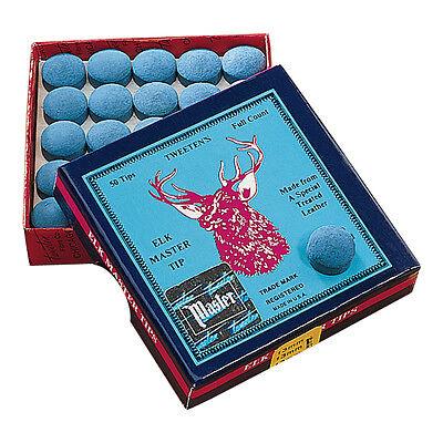 ELK-Master Snooker Klebleder 8,5 mm Packung mit 5 Stück