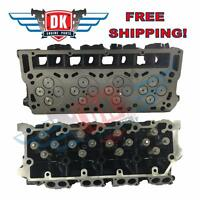 Ford Powerstroke 6.0 Brand Hd High Performance Cylinder Head Pair No Core