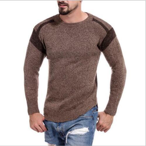 Classic Men/'s Slim Fit Sweatshirt Sweater Coat Jacket Outwear