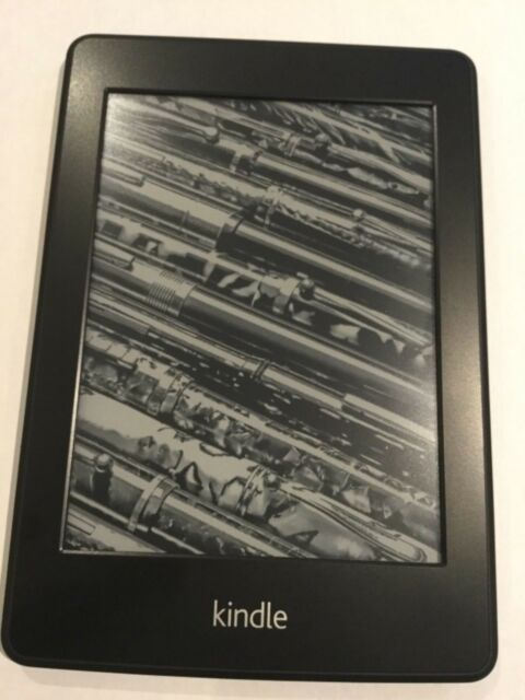 Amazon Kindle EY21 Paperwhite 1st Generation 2gb WiFi 6Inch Black