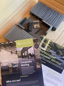 Dura-Tec Composite Decking Uk Supplier 100s Of Metres In Stock 3.6m Lengths