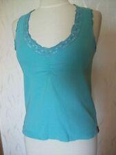 Orig. XX by MEXX - tolles luftiges armloses Shirt mit Spitze Gr. 42 neuw.