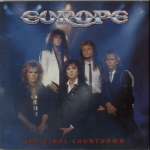 NEW-CD-Album-Europe-Final-Countdown-Mini-LP-Style-Card-Case