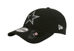NEW ERA 940 NFL Dallas Cowboys The League Black Adjustable Snapback ... 59d288d5dc1