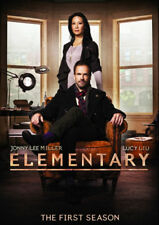 Elementary – Season 1 DVD Crime Drama Mystery Sherlock Holmes