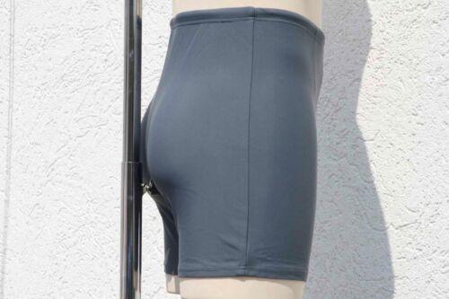 215134-5 Gourami Messieurs maillot maillot bain secondé courte jambe gris en L