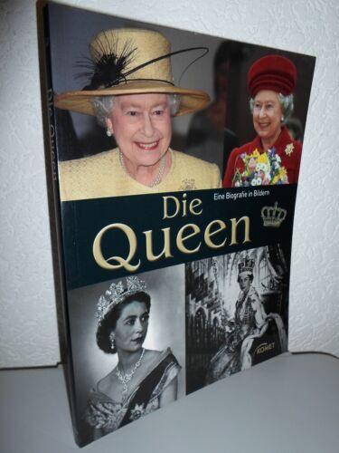 1 von 1 - Die Queen - Eine Biografie in Bildern von Friedemann Bedürftig (2010)