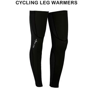 Cycling Leg Warmer Thermal Fleece Compression Winter Knee Running Warmers Rubex