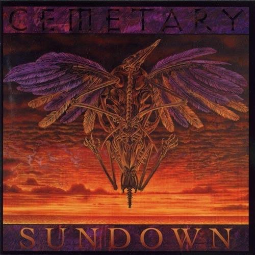 1 von 1 - CEMETARY - Sundown CD