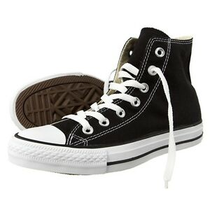 converse chuck taylor all star hi schuhe black schwarz. Black Bedroom Furniture Sets. Home Design Ideas