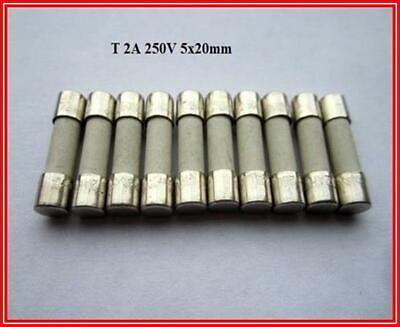 72 St Sicherung Glassicherung 6x30 mm Feinsicherung Kit 250V 0,5-30A