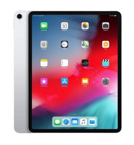 "Apple iPad Pro (2018) 64GB [12,9"" WiFi only] silber - WIE NEU"