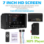 7-034-2-Din-Car-Bluetooth-Radio-FM-Stereo-MP5-Player-Mirror-Link-USB-Aux-Input-TF thumbnail 1