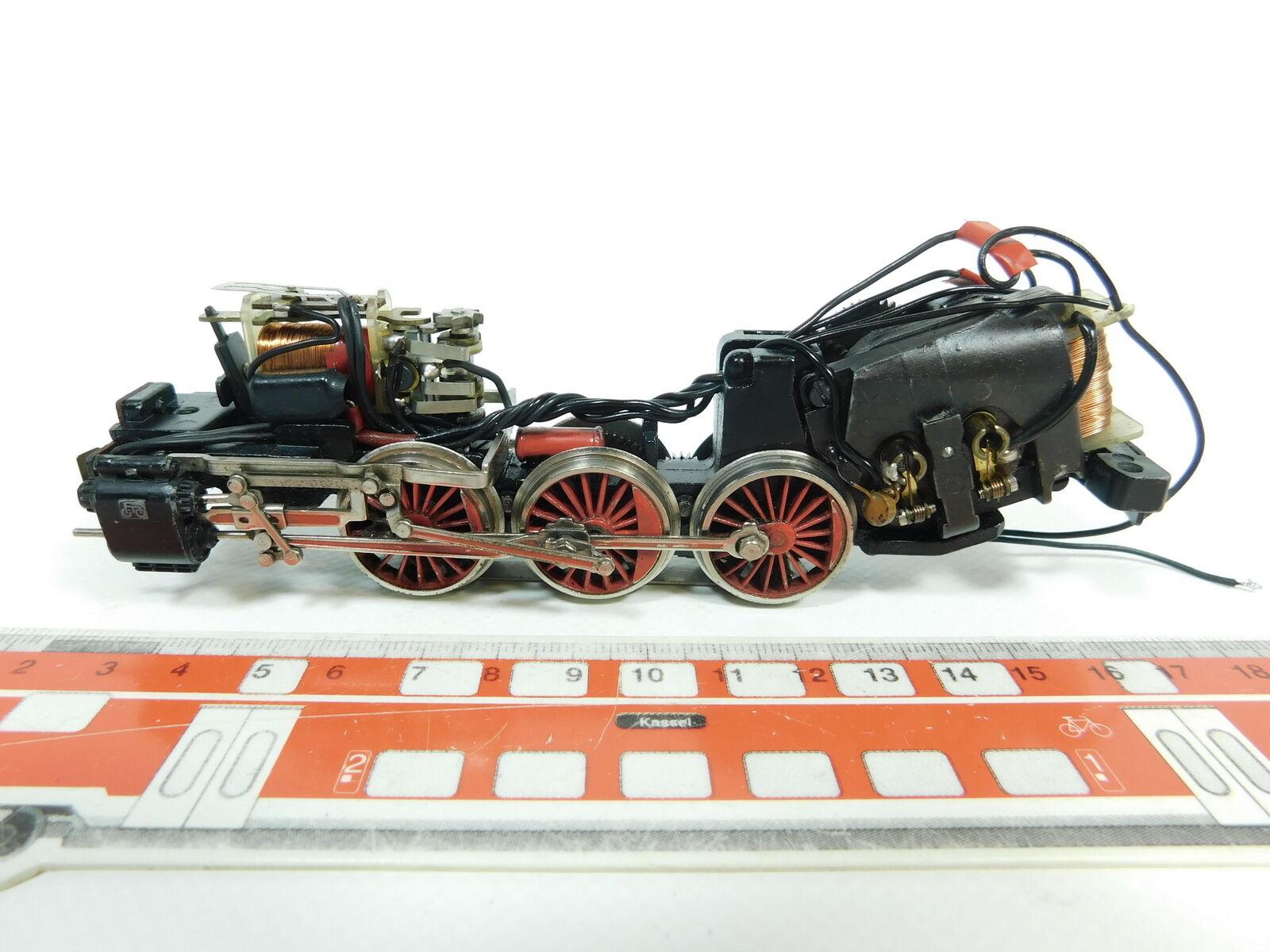 Bc804-1Märklin h0 ac chassis for 3026 f 800 Steam Locomotive 01 097 DB