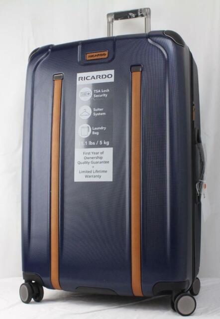 London Fog Southbury 29 Hardside Expandable Spinner Suitcase For Sale Online Ebay