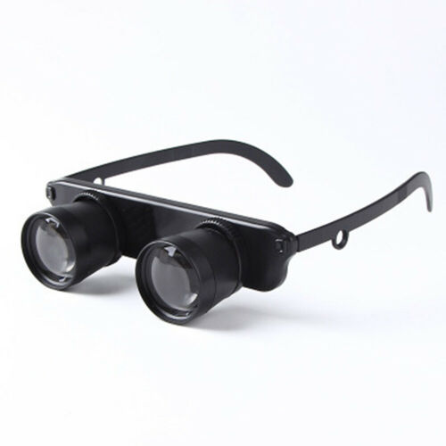 Telescope glasses Fishing Magnifying Glass Lightweight Focus Glasses Portable