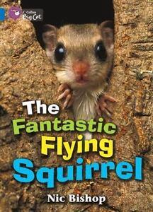 The-Fantastic-Flying-Squirrel-Workbook-Collins-Big-Cat-Bishop-Nic-VeryGood