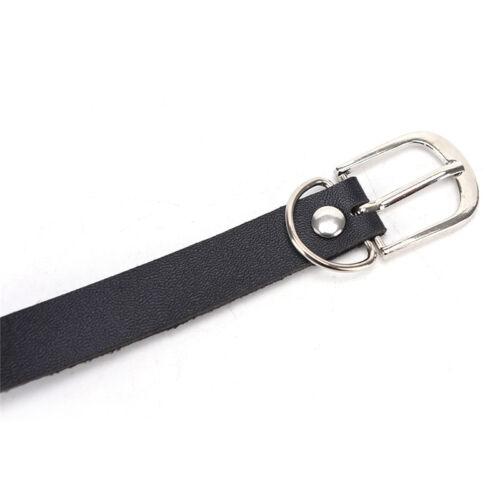 Women Body Harness Belts Garters PU Leather Punk Strap Band From Waist To Leg KI