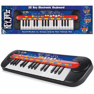 Toyrific 32 KEY TASTIERA ELETTRONICA MUSICALE Bambini Gioco Educativo Divertente Attività