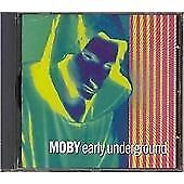 Moby : Early Underground CD Value Guaranteed from eBay's biggest seller!