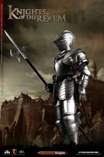 KINGSGUARD 1//6 Figure COOMODEL EMPIRES Metal ARMOR KNIGHTS OF THE REALM