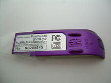 FUJIFILM FINEPIX Z30 BATTERY COVER (PURPLE) FOR REPLACEMENT REPAIR PART