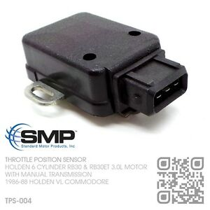 SMP-THROTTLE-POSITION-SENSOR-6-CYLRB30E-3-0L-MANUAL-HOLDEN-VL-COMMODORE-CALAIS