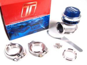 Turbosmart TS-0505-1005 Blue 7PSI WG40 Wastegate Comp-Gate40