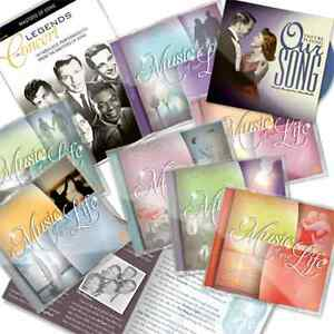 Music-Of-Your-Life-Collection-Deluxe-Set-15-CDs-DVD-Booklet-As-Seen-On-TV