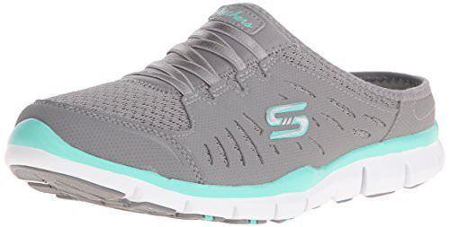 Skechers Sport Damenschuhe No Limits Slip-On Mule Sneaker- Select SZ/Farbe.