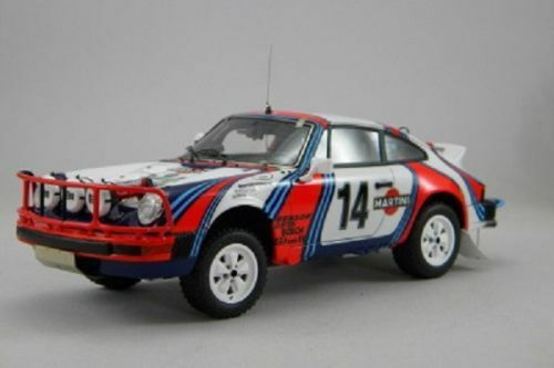 Kit Porsche 911 SC SC SC Martini  14 Safari Rally 1978 - Arena Models kit 1/24 f19882