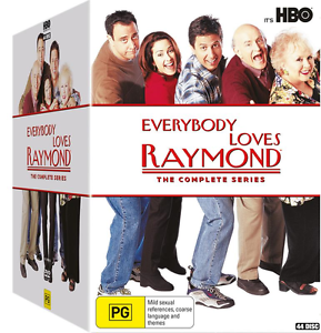Everybody-Loves-Raymond-COMPLETE-Series-Season-1-9-NEW-DVD