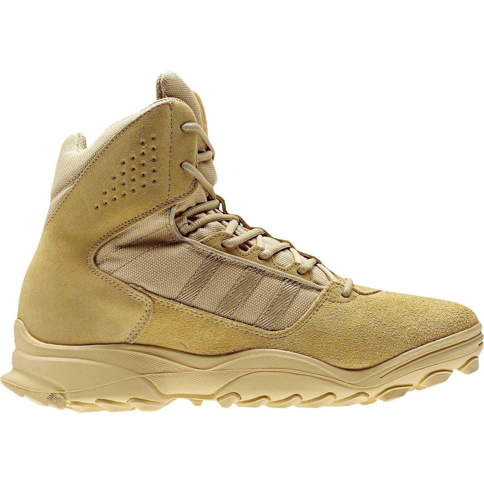 Adidas Public Authority GSG-9.3 Low Sandstone Boots shoes U41774 - Adult Unis